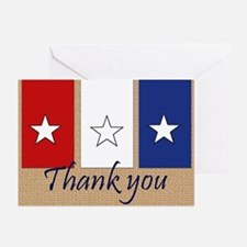 Thank You Stars Greeting Cards