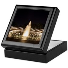 WWII Memorial Night Keepsake Box