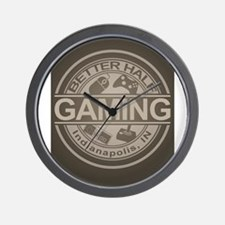 Better Half Gaming Wall Clock