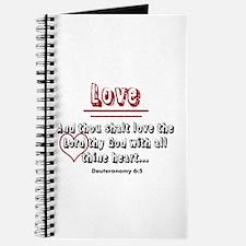 Love-Fruit Of The Spirit Series Journal