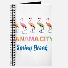Tropical Flamingos PANAMA CITY Spring Brea Journal