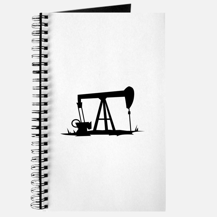 OIL WELL SILHOUETTE Journal