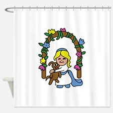 Dog Wedding Shower Curtains Dog Wedding Fabric Shower Curtain Liner