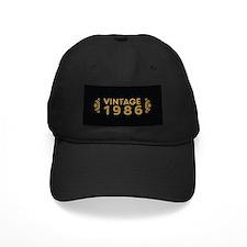 Vintage 1986 Baseball Hat