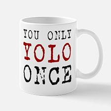 YOLO Once Mug