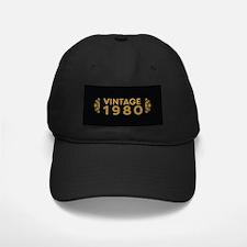 Vintage 1980 Baseball Hat