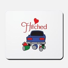 HITCHED Mousepad