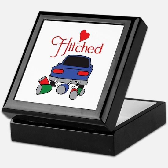 HITCHED Keepsake Box