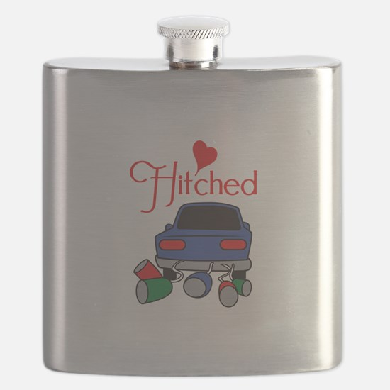 HITCHED Flask