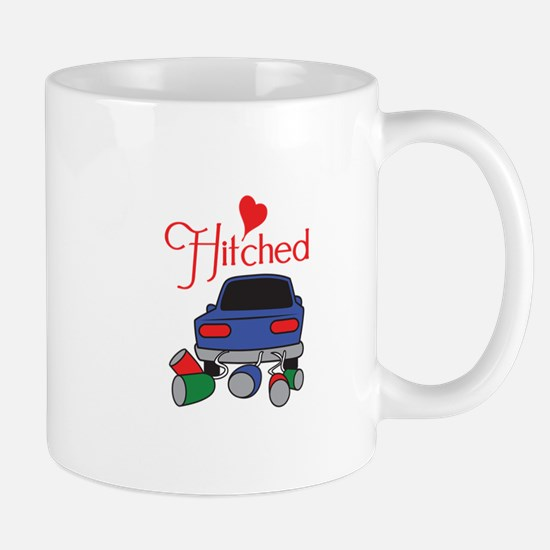 HITCHED Mugs