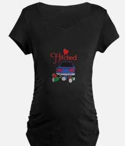 HITCHED Maternity T-Shirt