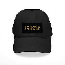 Vintage 1963 Baseball Hat