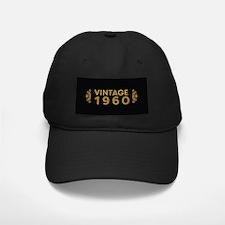 Vintage 1960 Baseball Hat