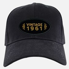 Vintage 1961 Baseball Hat