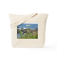 Delicate Love By The Sea Tote Bag