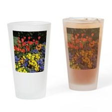 A Burst Of Springtime Drinking Glass