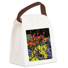 A Burst Of Springtime Canvas Lunch Bag