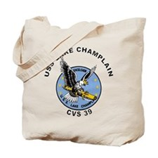 CVS-39 Lake Champlain Tote Bag
