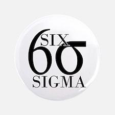 "Six Sigma 3.5"" Button"