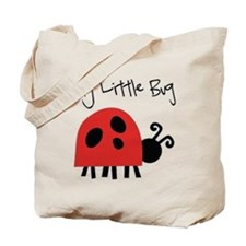 My Little Bug Tote Bag