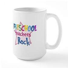 Preschool Teachers Rock - Mug