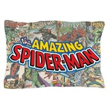 The Amazing Spider-Man Pillow Case