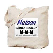 Nelson Family Reunion Tote Bag