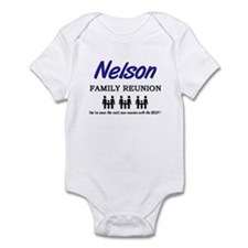 Nelson Family Reunion Infant Bodysuit