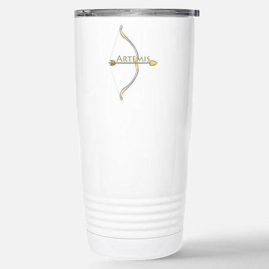 Bow of Artemis Travel Mug