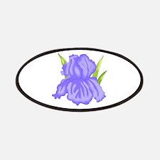 IRIS FLOWER Patches
