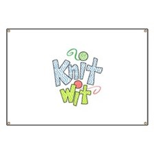 KNIT WIT Banner