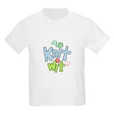KNIT WIT T-Shirt