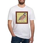 Bobwhite Framed Fitted T-Shirt