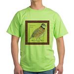 Bobwhite Framed Green T-Shirt