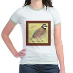 Bobwhite Framed Jr. Ringer T-Shirt