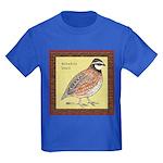 Bobwhite Framed Kids Dark T-Shirt