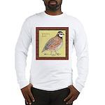 Bobwhite Framed Long Sleeve T-Shirt