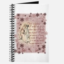 Jane Austen Quote Journal