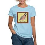 Bobwhite Framed Women's Light T-Shirt