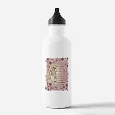 Jane Austen Quote Water Bottle