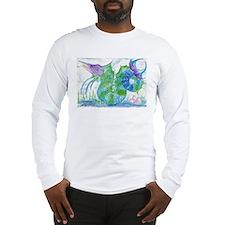 Marlin Sea Serpent Long Sleeve T-Shirt