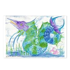 Marlin Sea Serpent Postcards (Package of 8)