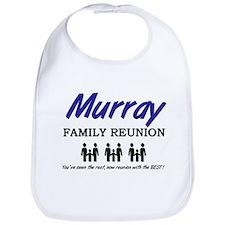 Murray Family Reunion Bib