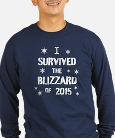I survived the blizzard o T