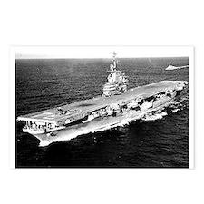 USS Oriskany Ship's Image Postcards (Package of 8)