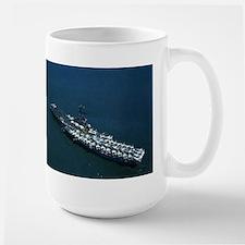 USS Oriskany Ship's Image Mug