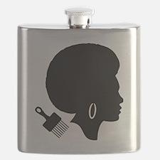 Cute 1972 Flask