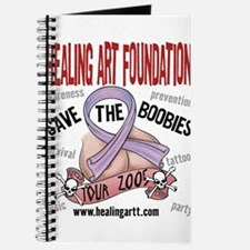 Save the Boobies Tour Journal