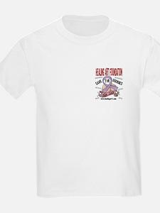 Save the Boobies Tour T-Shirt