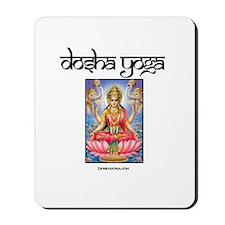 Dosha Yoga Lakshmi Mousepad